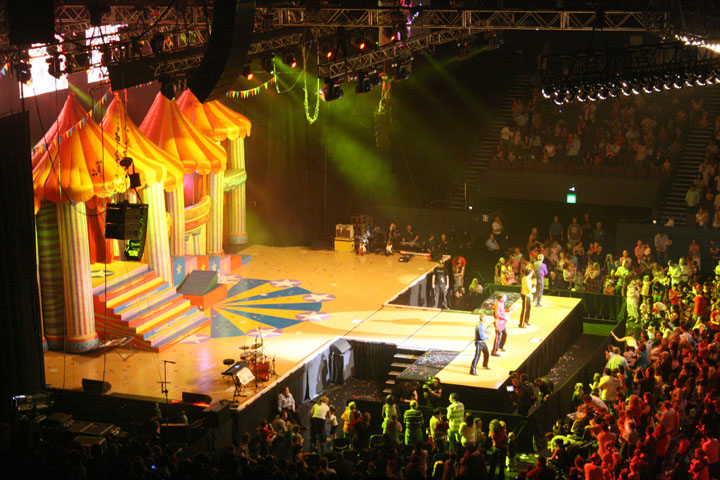 Wiggles on stage 72dpi