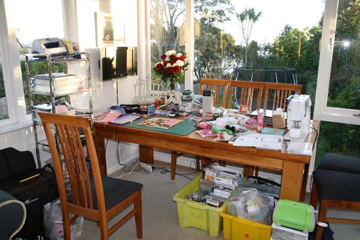 Scrap-desk
