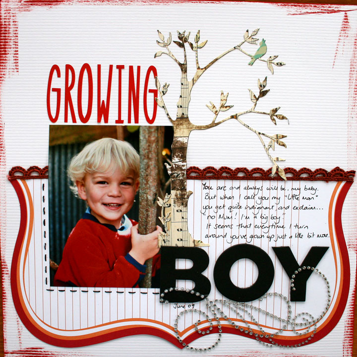 Growing-boy