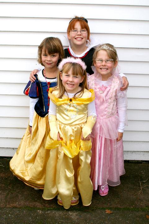 Princesses-