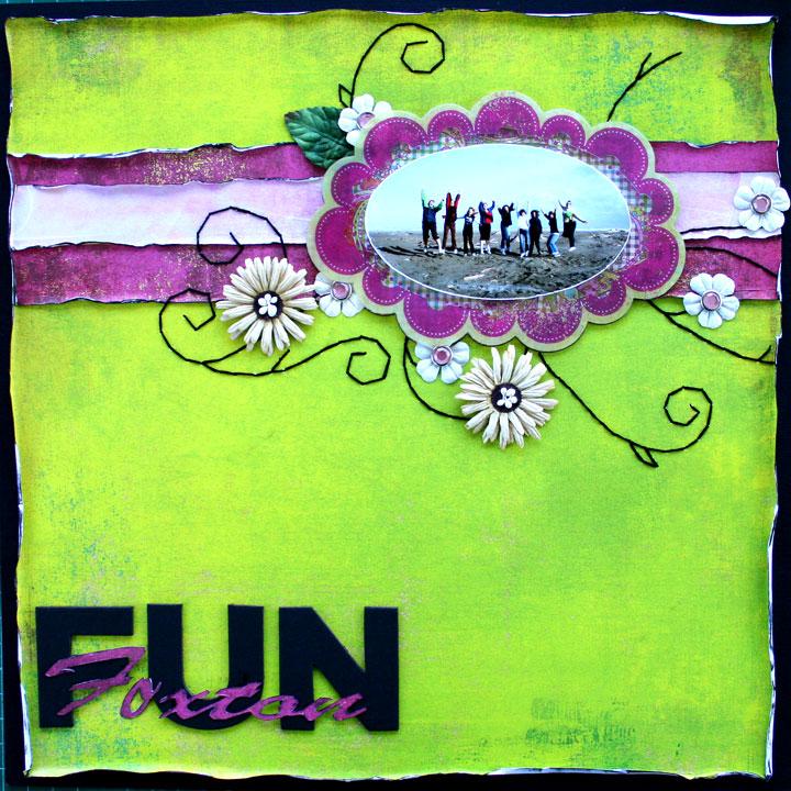 Foxton-fun