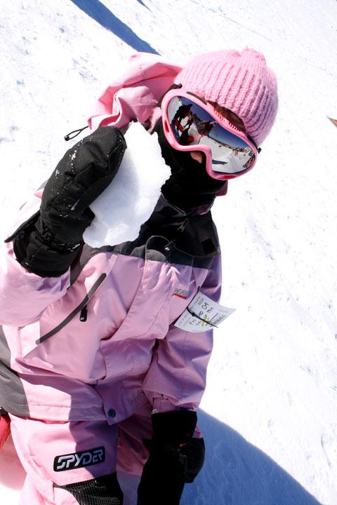Sarah-and-snowball