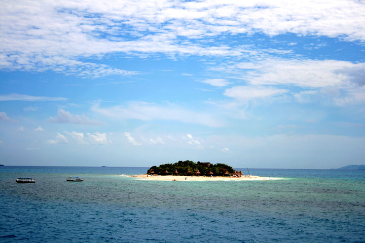 Fiji-Finding-nemo-island