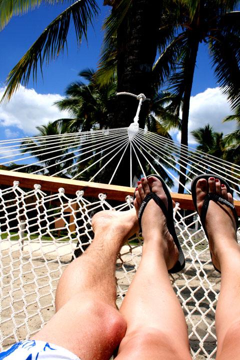 Fiji-hammock