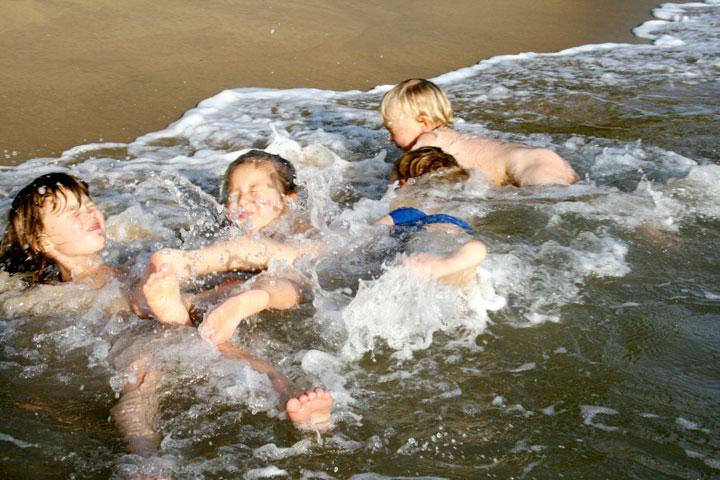 Cairns-morning-swim