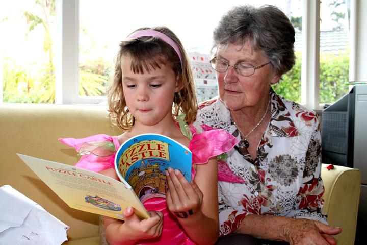 Granny-and-Sarah