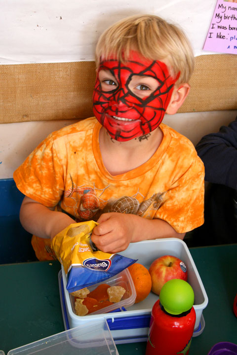 Melrose-spiderman