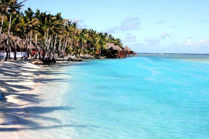 Aitutaki-beach