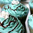 Fair-blue-cupcakes