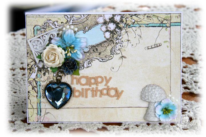 Birthday-card