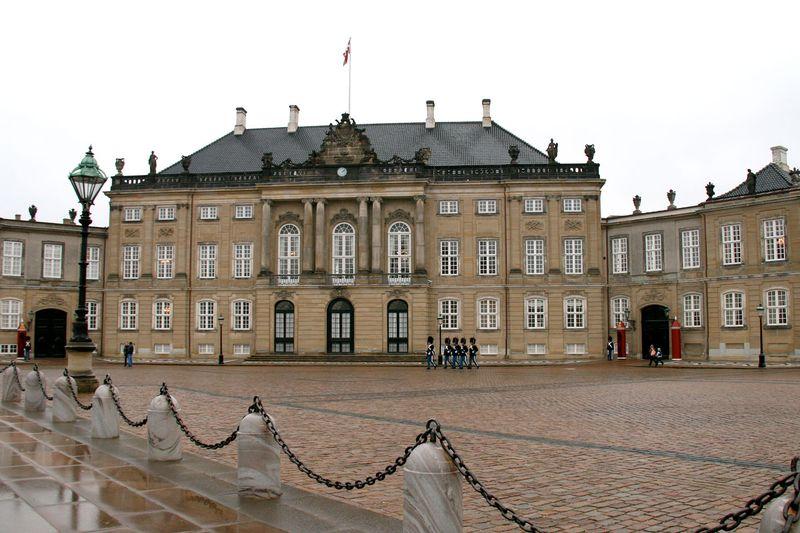 Copenhagen-castle