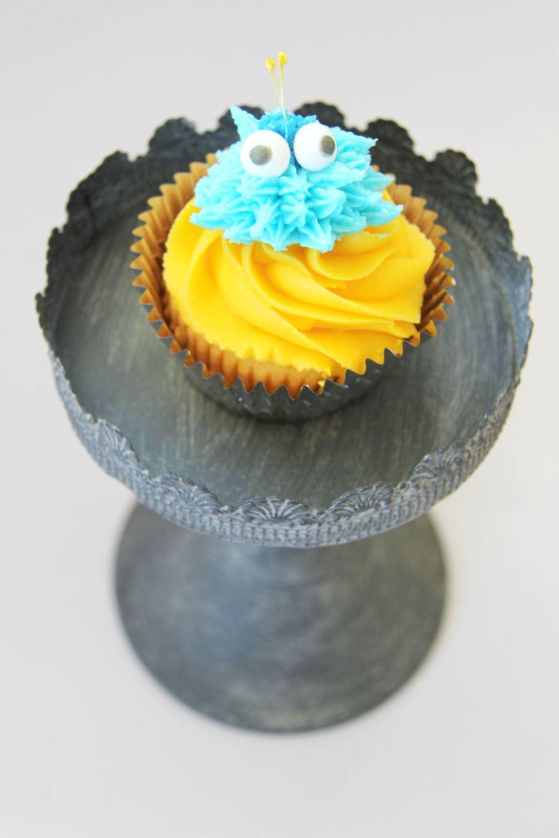 Cupcake-monster