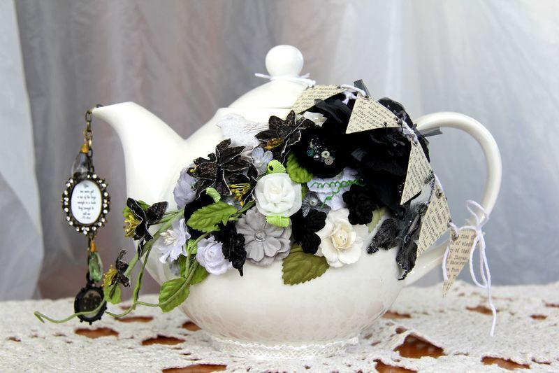 Altered-teapot