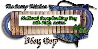 National scrap day blog hop