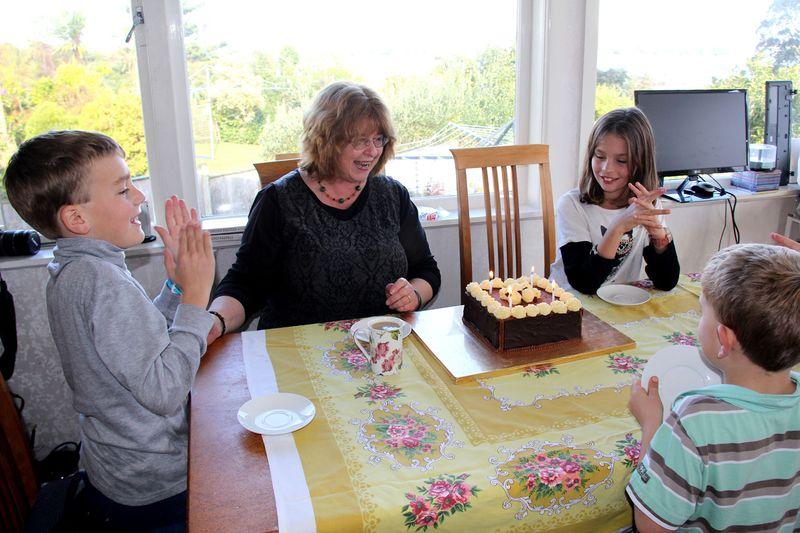 Pene's-birthday-cake