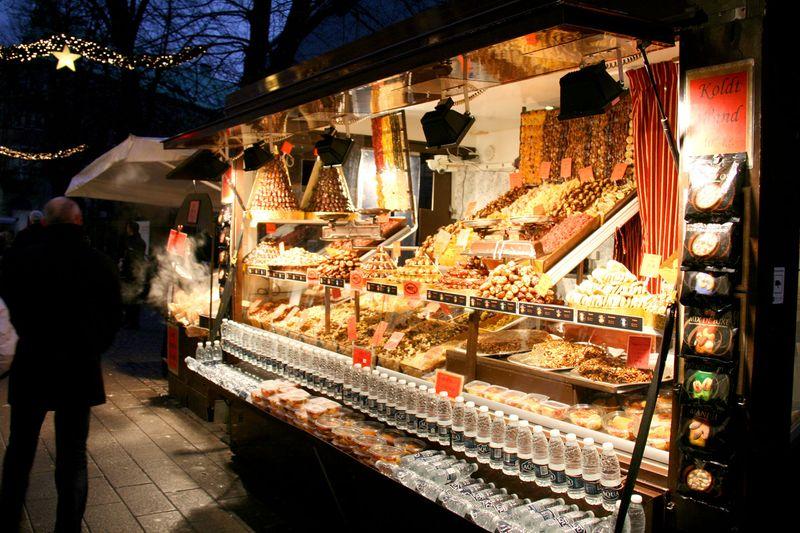 Copenhagen-Nut-stall