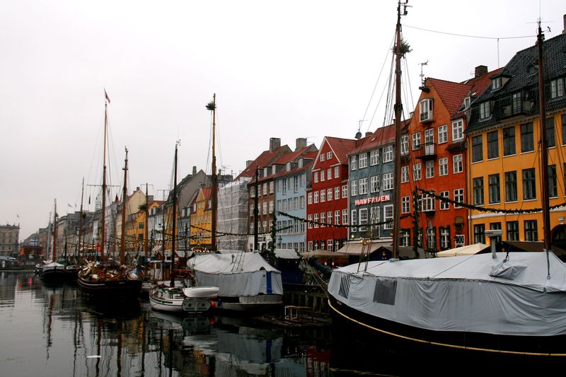 Copenhagen-canal-boats