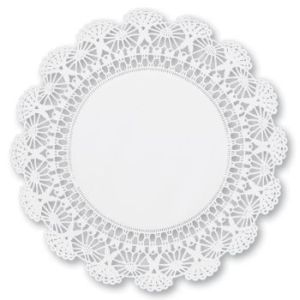 Doilies 2 cambridge lace