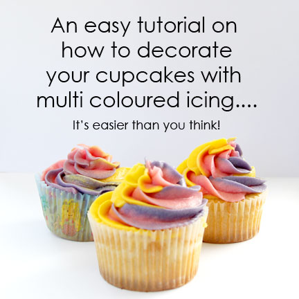 Decorate-your-cupcakes-with-multicoloured-icing