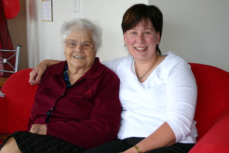 Nana and I