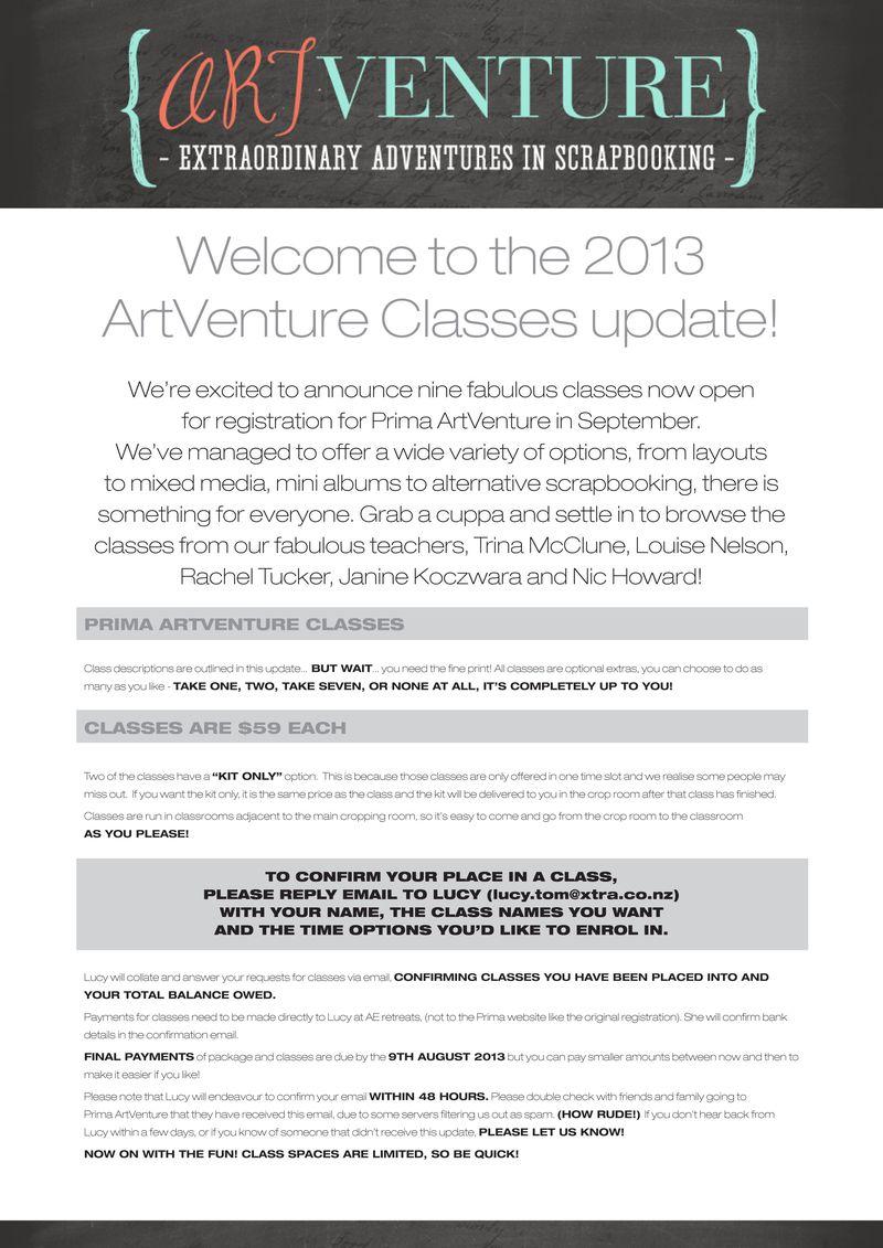 ArtV Update 27 June-1
