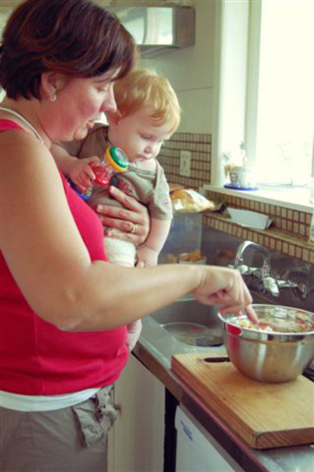 Arlo_and_me_cooking