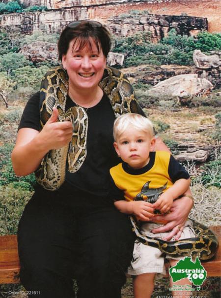 Trina_and_dan_with_snake_72dpi