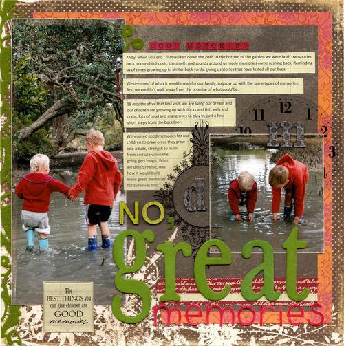 Good memories no great memories 72dpi