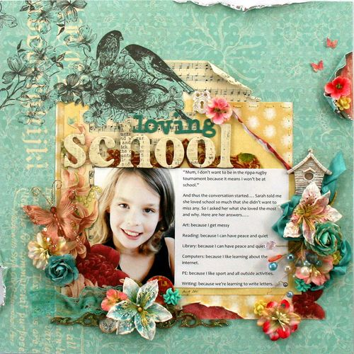 Loving-school