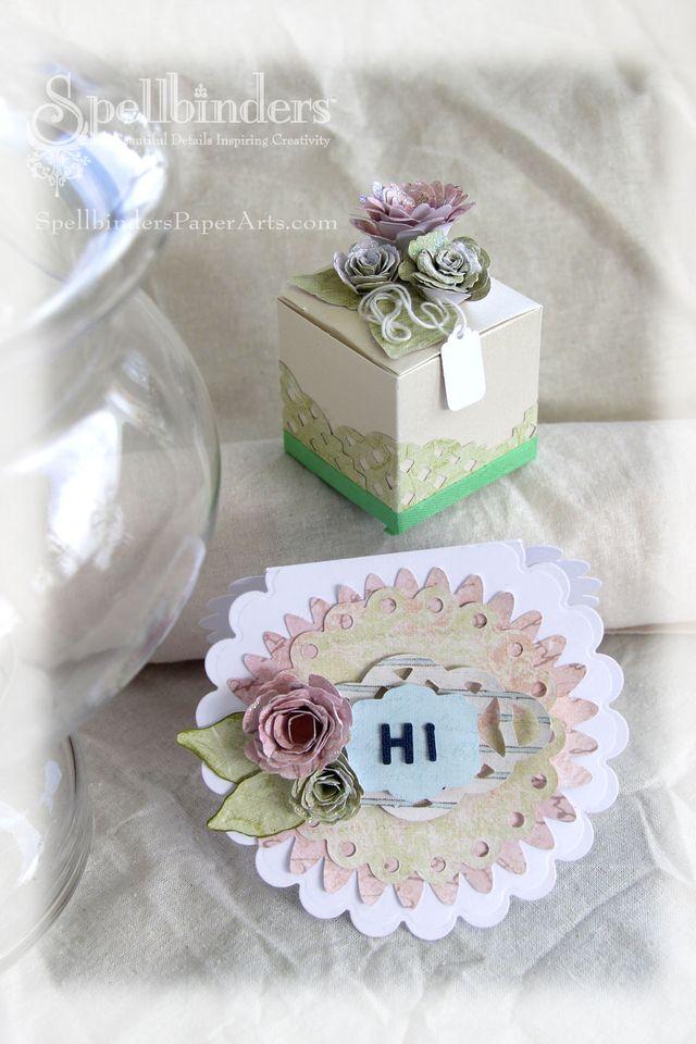 Card-and-box