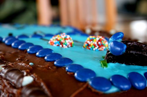 Cake close up 1