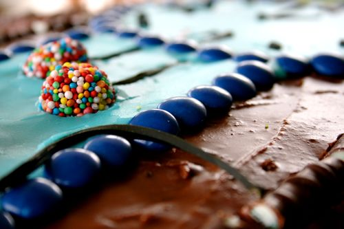 Cake close up 3